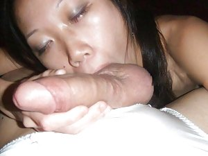 Asian Ball Licking Porn Pictures