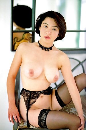 Asian Stockings Porn Pictures