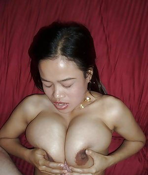 Asian TitJobs Porn Pictures