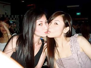 Asian Kissing Porn Pictures