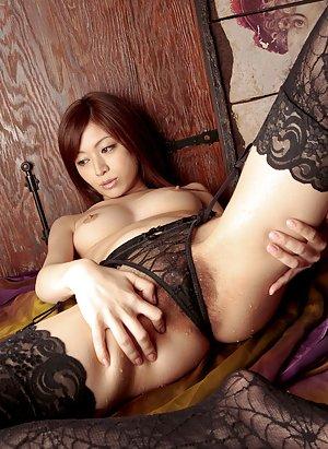 Asian Lingerie Porn Pictures