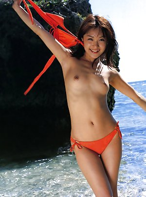 Asian Bikini Booty Porn Pictures